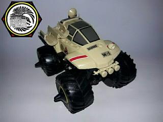 Dash W-1 Wild Saurus