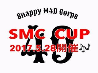 SMC  CUP   5/28開催💕