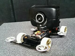 カメラカー タイプ3シャーシ