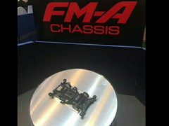New FM-A CHASSIS BLACK 2017