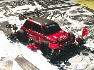 極速赤のBe-1