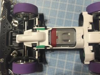 MA モーターカバー 電池ホルダーレス