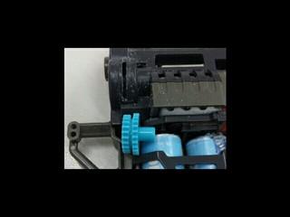 Gear adjustment