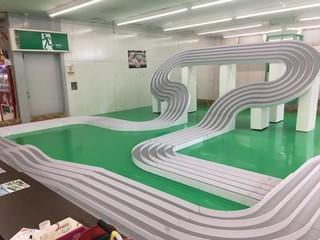 ジャパンカップ模擬コース