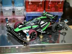 Ninjaンテ   TZ-X2号機