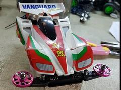 Vanguard sonic 先驱音速 (S2)