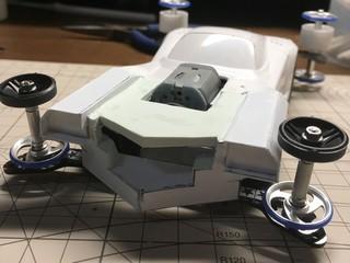 SFMベルトドライブボディ作製中4