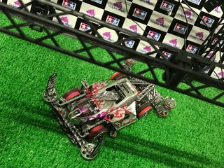 ジャパンカップ2017参戦車両