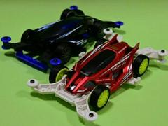 紅と黒 デクロス[DCR-01]