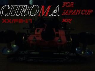 CHROMA XX/FM-17