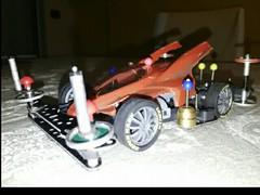 thunder shot MA chassis