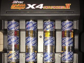 HITEC charger x4 advance2