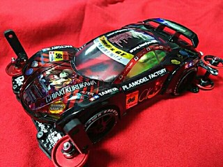 CK Racing RAIKIRI GT3