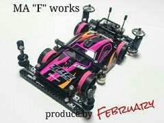 """MA """"F""""(フェブラリー)works"""