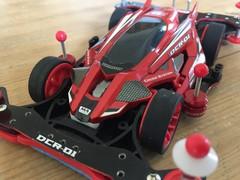 新橋ナイトチャレンジ用 デクロス(DCR-01)