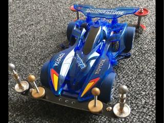 LMブレイカー ライトニングマグナム VS ブルーSP