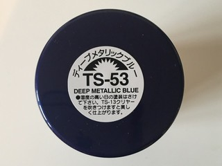 TS-53 Deep Metallic Blue