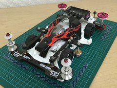 MA白強化アバンテjr公式車