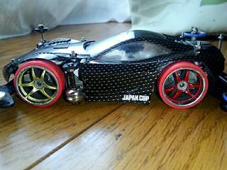 スーパーアドバンレーシングVer.Ⅱ(赤&金)