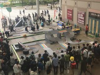 ジャパンカップ2017 東京1