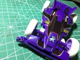 紫の稲妻⚡️Proto Emperor ZX