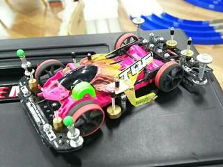 FMAR5号機ピンク