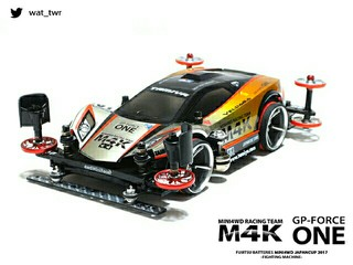M4K GP-FORCE ONE