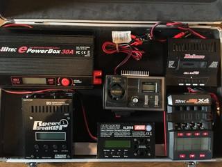 続・我が家の充電器さんたち
