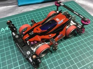 デクロス red special JC2017大阪大会用