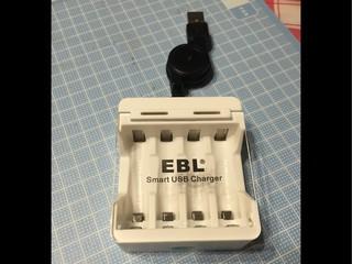 充電器 EBL スマートUSBチャージャー