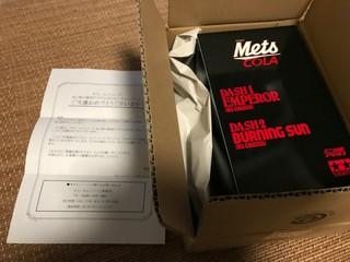Metzコーラミニ四駆ゲット(о´∀`о)