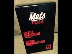 KIRIN Mets COLA  赤と黒の復刻アイテム