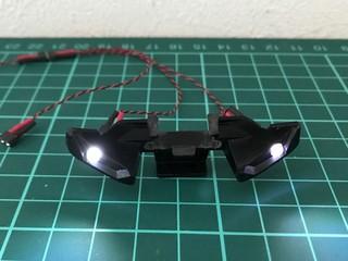 ライキリ LEDヘッドライト