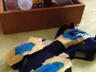 エナメル塗装チャレンジ2