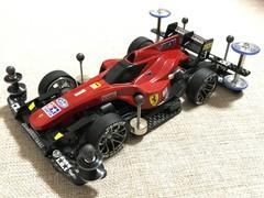フェラーリもどきのシャドウシャーク