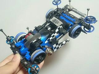 VSFM(公式車)