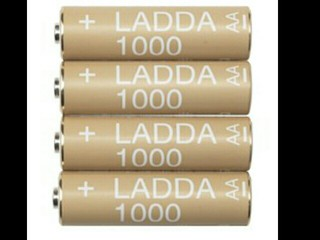IKEA 単3充電池