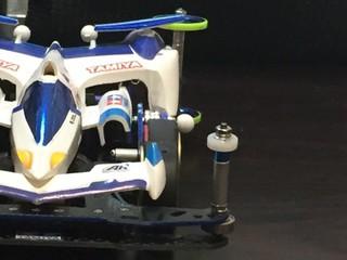 アスラダ X ミニ四駆  Concept.R