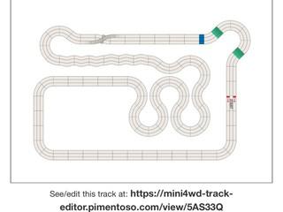 第57回ミニ四駆MCR杯 コース発表