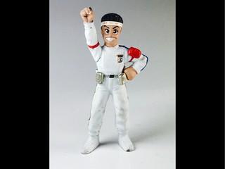 ミニ四ファイター人形(立ちポーズ)