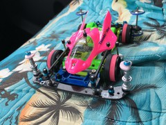 スーパーTZ-X カラフルピンク号