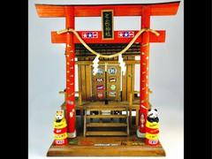 ミニ四神社