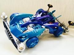 スピンバイパー★(*≧∀≦*)完成!