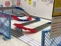 ビック昭島!7/30大会の特設コース!