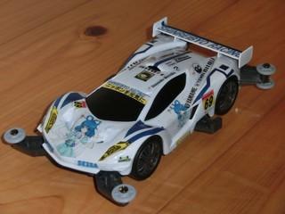 FESTA JAUNE GT3 Shinreibyo R