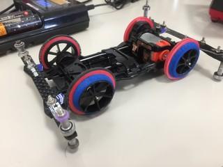 VSバンパー車