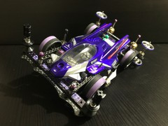 3レーン用 紫VS