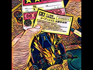 公式車 ✨  JC熊本大会仕様( ´ ▽ ` )ノ