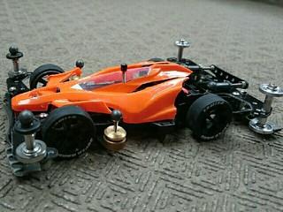 """Aero Avante """"Orange"""""""