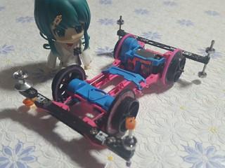 VS チューンフラットバンパー車